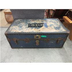 Vintage Trunk  - 14 x 21 x 36'