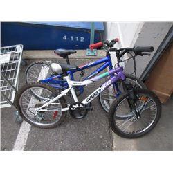 Norco Viper and Impulse Children's Bikes