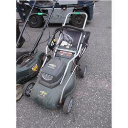 YardWorks Electric Lawnmower