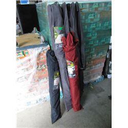 4 Patio Umbrellas - Store Returns