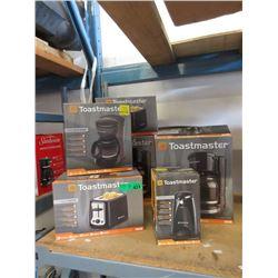 7 Toastmaster Small Kitchen Appliances