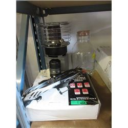 5 BBQ and Patio Supplies - store returns