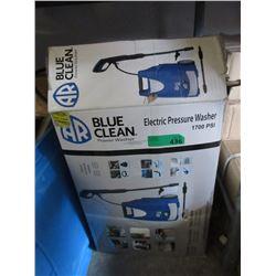 Blue Clean 1700 psi Electric Pressure Washer