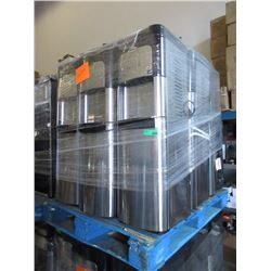 Skid of Bottom Mount Water Coolers - Store returns