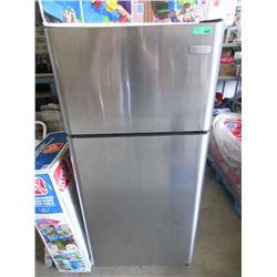 Stainless Steel Amana Refrigerator