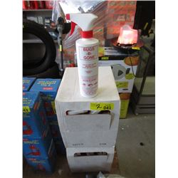 """2 Cases of 12 """"Bugs-B-Gone"""" Spray"""