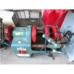 Grizzly Pipe Threading Machine - Model G0579