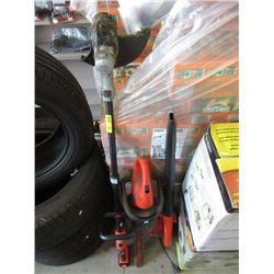 Weedeater/Blower & Hedge Trimmer