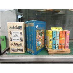 German and English Children's Books