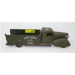 1940s WyandotteUS Army Supply Corps Truck