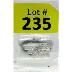 1 Oz Nazi Eagle & Swastika .999 Silver Bar