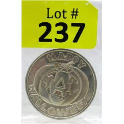 1 Ounce .999 Silver Investor Round