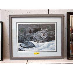 1987 R. Parker Ltd. Edition - Sheltered Spot -Lynx