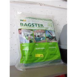 Bagster (dumpster in a bag) - 1500kg