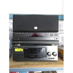 Harmon Kardon CD Player, Kenwood Receiver & more