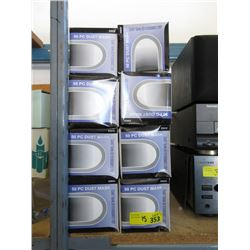 15 New Boxes of Dust Masks - 50 Pieces per box
