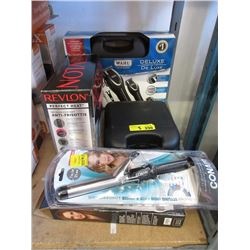5 Personal Grooming Products - Store returns