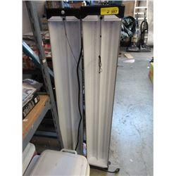 Two 4 Foot Long LED Shop Lights - Store returns