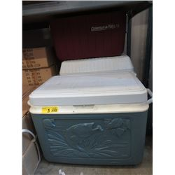 3 Mid Size Coolers