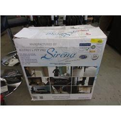 Sirena Water Filtration Vacuum - Store return