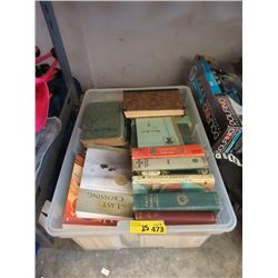 25+ Books - Many Hardcover