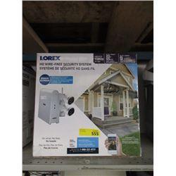 Lorex HD Security System - Store Return