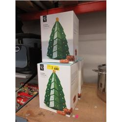 3 New Holiday Cookie Jars