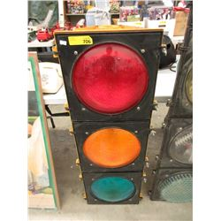 Commercial 3 Lens Traffic Light
