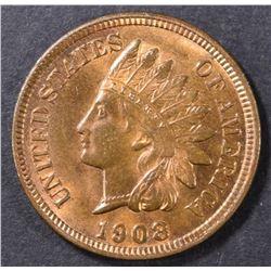 1908 INDIAN CENT  AU