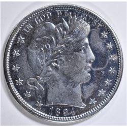 1894-S BARBER HALF DOLLAR  XF/AU