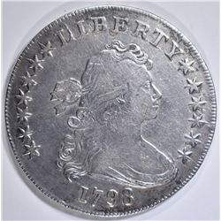 1798 BUST DOLLAR   VF