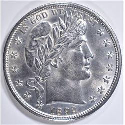 1892 BARBER HALF DOLLAR  CH/GEM BU