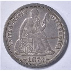 1873 LIBERTY SEATED ARROWS TO DATE