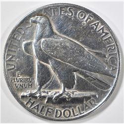 1935 CONNECTICUT COMMEM HALF DOLLAR  AU/BU