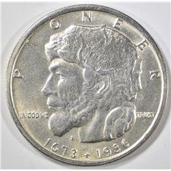1936 ELGIN COMMEM HALF DOLLAR  CH BU