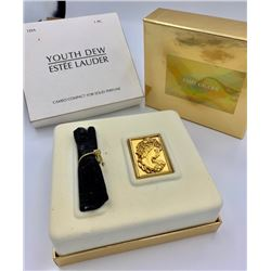 ESTEE LAUDER YOUTH DEW CAMEO COMPACT