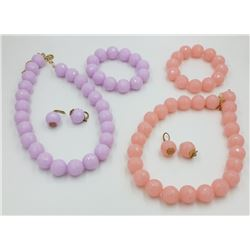 NECKLACE/EARRING/BRACELET SETS