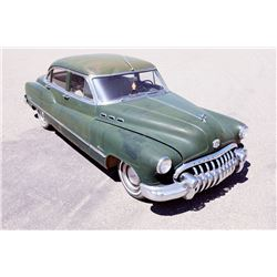 1950 Buick Super Dynaflow Model 51 - Fireball L8