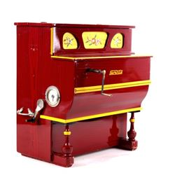 Vincente Llinares Spanish Faventia Barrel Organ