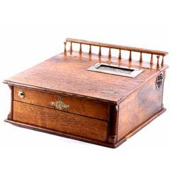 Standard Cash Register Autographic Register
