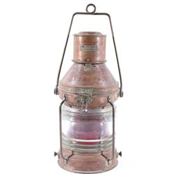Harvie Commercial Quality Marine Masthead Red Lamp