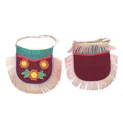 Santee Sioux Beaded Breech Clout 1900-