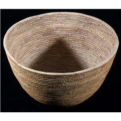 1940's Papago Hand Woven Coil Basket