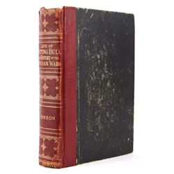 Sitting Bull and the Indian War 1st Edition 1891