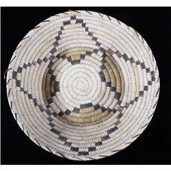 1940'-50's Hopi Native American Hand Woven Basket