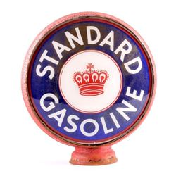 Standard Gasoline Pump Globe with Single Lens