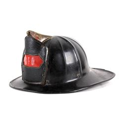 Early 1900's Original Fireman's Hat