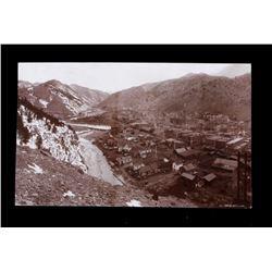 William Henry Jackson Idaho Springs, CO Photo 19th