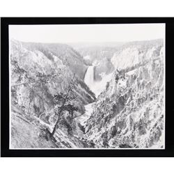 Original Haynes Yellowstone Park Photograph 1900-
