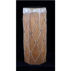 Northern Plains Buffalo Rawhide Trade Drum